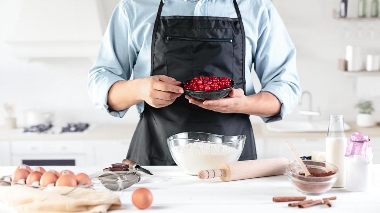 cozinheiro iniciante