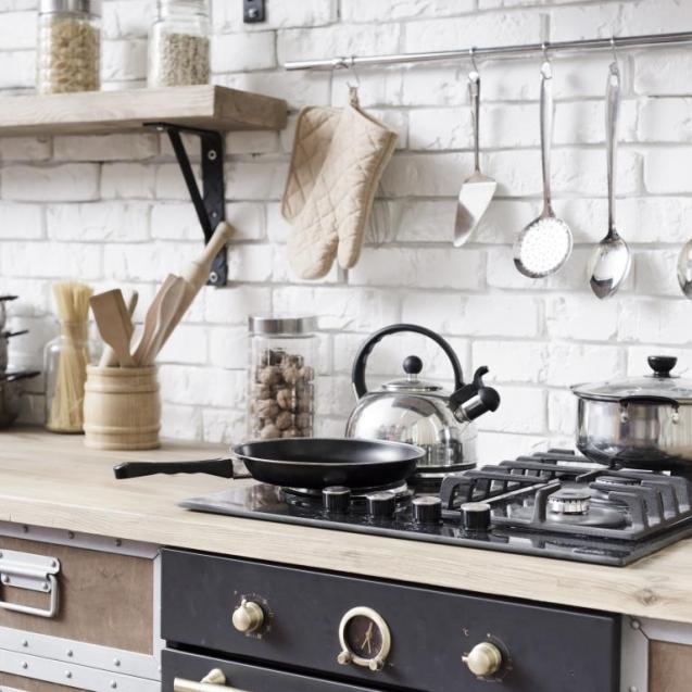 o que não pode faltar na cozinha